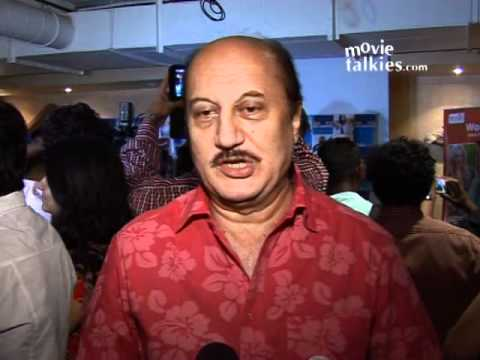 Anupam Kher, Shakti Kapoor And Bhairavi Goswami At 'Mr. Bhatti On Chutti' Music Launch