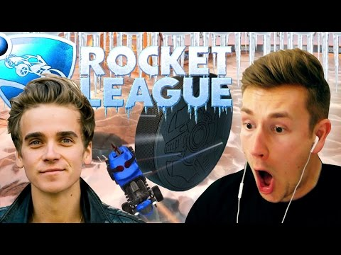 EXTREME ICE HOCKEY FOOTBALL | Rocket League #2