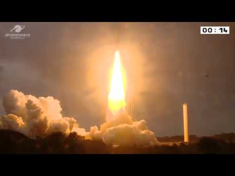 Arianespace Flight VA251 - Launch Sequence