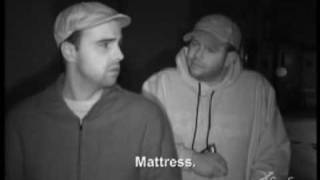 Ghost Hunters Steve & Tango and Bed Eating
