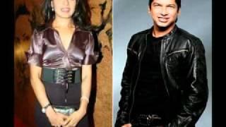 hey shona Sunidhi Chauhan and Shaan
