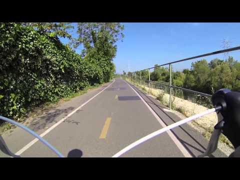 LA River Bike Path