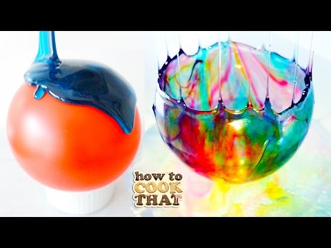 How to Make Pretty Balloon SUGAR Bowls