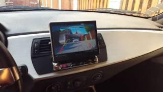 Video BMW Z4 E85 front and rear reverse camera aftermarket custom download MP3, 3GP, MP4, WEBM, AVI, FLV April 2018