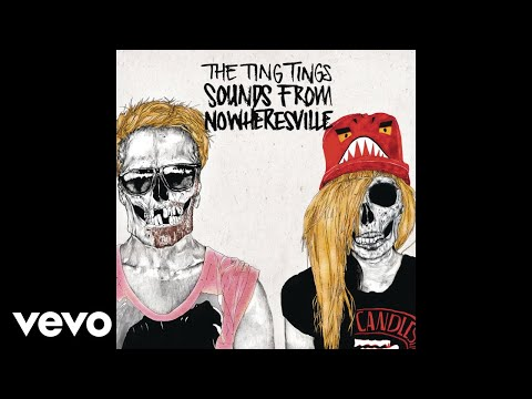 The Ting Tings - Hang It Up (CKB Remix [Audio])