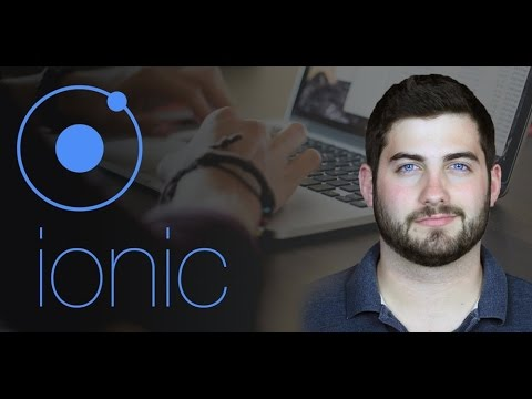 Ionic 2: Your First @App w/Mike Hartington
