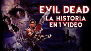 Evil Dead: La Saga en 1 Video