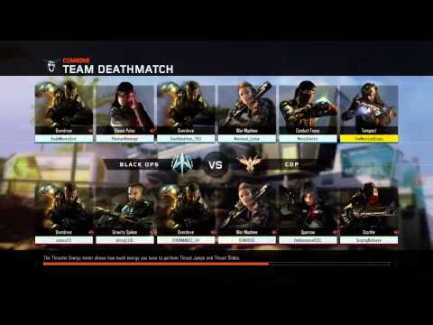 TheMexicanGinger's Live PS4 Broadcast: Call of Duty: Black Ops III