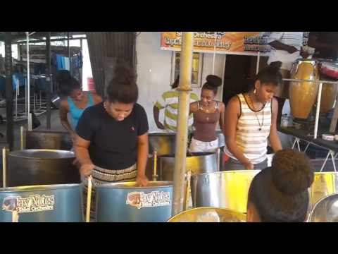 Jay Notes Steel Orchestra: Unforgettable...