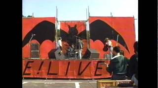 1992年・静大祭 ステージ演奏/バンド名「カンリンシャン」 その2