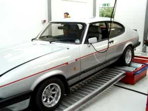 ford capri special power run youtube. Black Bedroom Furniture Sets. Home Design Ideas