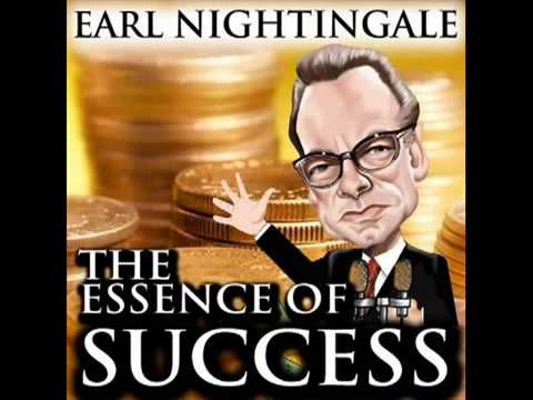 The Essence of Success - Courage and Self Esteem Earl Nightingal - Skinny Wraps by Kriston
