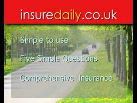 Temporary Car Insurance