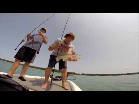 Grand Traverse Bay Smallmouth Fishing