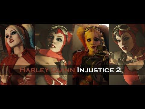 GTA V ✪ NVR ✪ Harley Quinn injusticia 2 1440p 60 fps