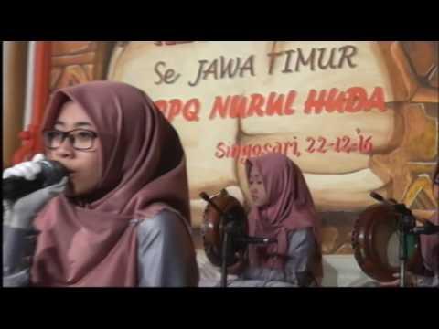 Jabal Rohmah Putri - Santri Putri PPQ Nurul Huda Malang Group Kehormatan Festival