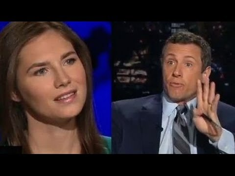 Amanda Knox Interview Controversy with Chris Cuomo