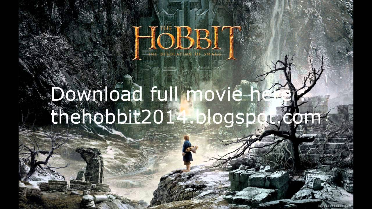 download the hobbit - the desolation of smaug full movie - youtube