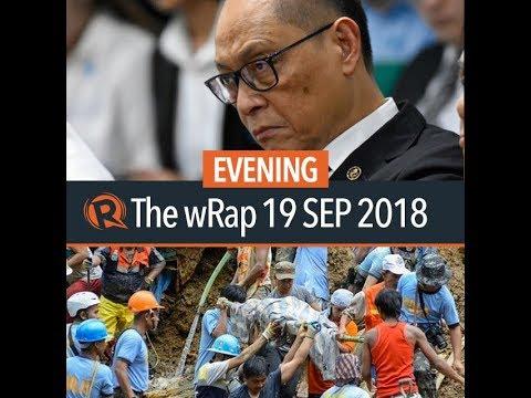 Ompong, Duterte on Mendoza, Bert and Ernie | Evening wRap
