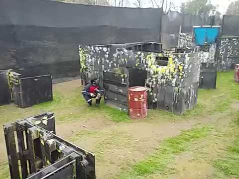 Paintball Tactical Sport Chile Santiago