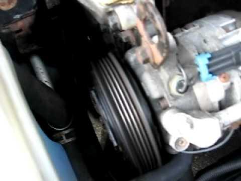 2003 Ion Fuse Box Saturn Shot Ac Compressor Youtube