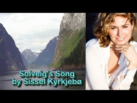 Solveig's Song - Sissel Kyrkjebø (With English Subtitle)