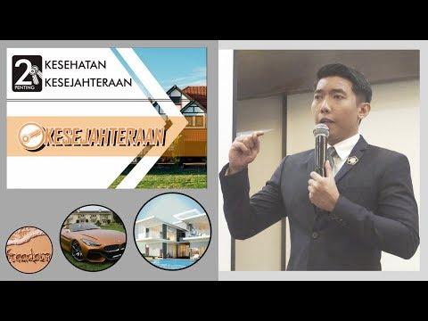 Hendra Cenkcenk - Presentasi KESEJAHTERAAN Tiens Syariah