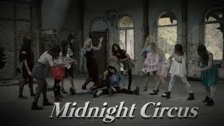 Video SUNNY HILL - Midnight Circus [Dance Cover by ATTENTION] download MP3, 3GP, MP4, WEBM, AVI, FLV Mei 2018