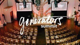 2017 issuu Generators Summit | Highlight Reel