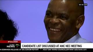 POLITICAL VIEW: ANC candidate list - Prof. Tinyiko Maluleke