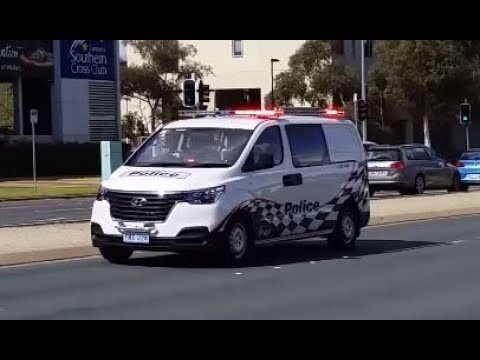 Fire, Ambulance & Police Responses in Canberra on 15/10/2018