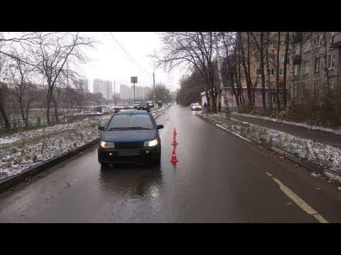 В Пушкино девочку сбил автомобиль