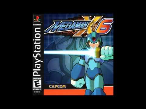 Full Mega Man X6 OST