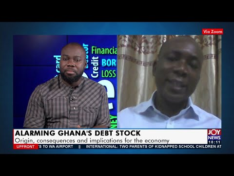 Alarming Ghana's Debt Stock: Origin, consequences and implications for the economy (3-6-21)