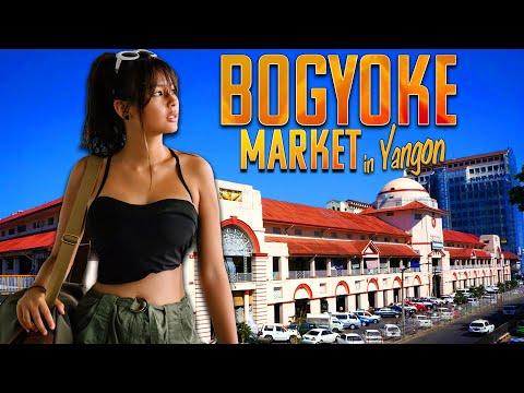 Top 10 Hotels near Bogyoke market in Yangon