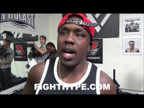 ANDRE BERTO GIVES KEITH THURMAN ADVICE ON ERROL SPENCE; EXPLAINS WHY THURMAN'S POWER IS EQUALIZER