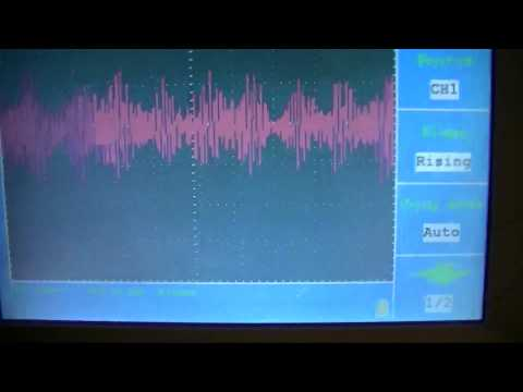 Creating Schumann Resonances with a Stereo System