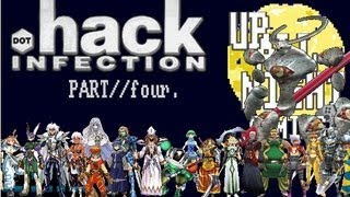 .Hack//Infection Walkthrough (PS2)【Part 4】Δ Discovered Primitive Touchstone⌈ENG⌋