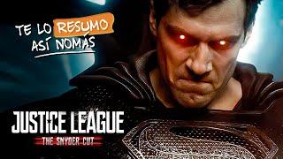Justice League #SnyderCut | ¿Cual De Las Dos Versiones Es Mejor? | #TeLoResumo