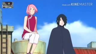 Саске и Сакура - Я тебя не отдам [AMV]