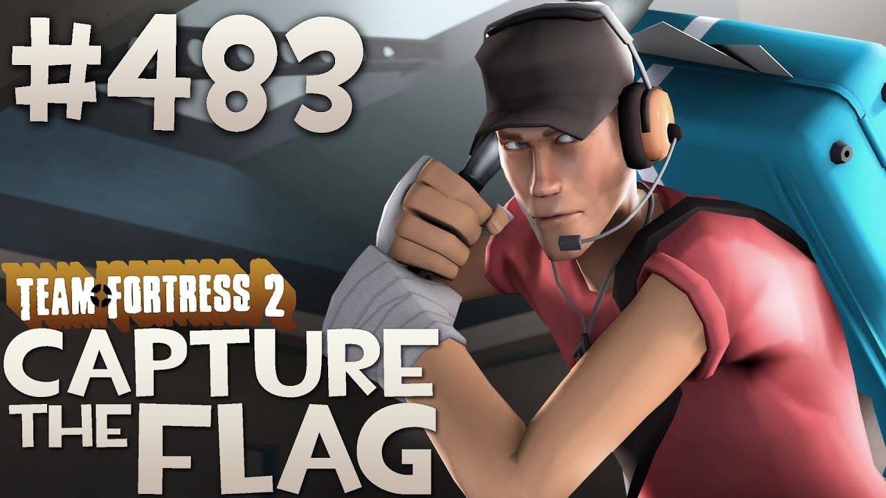 Team Fortress 2 Daily | Capture The Fllaag | Part 483 ...