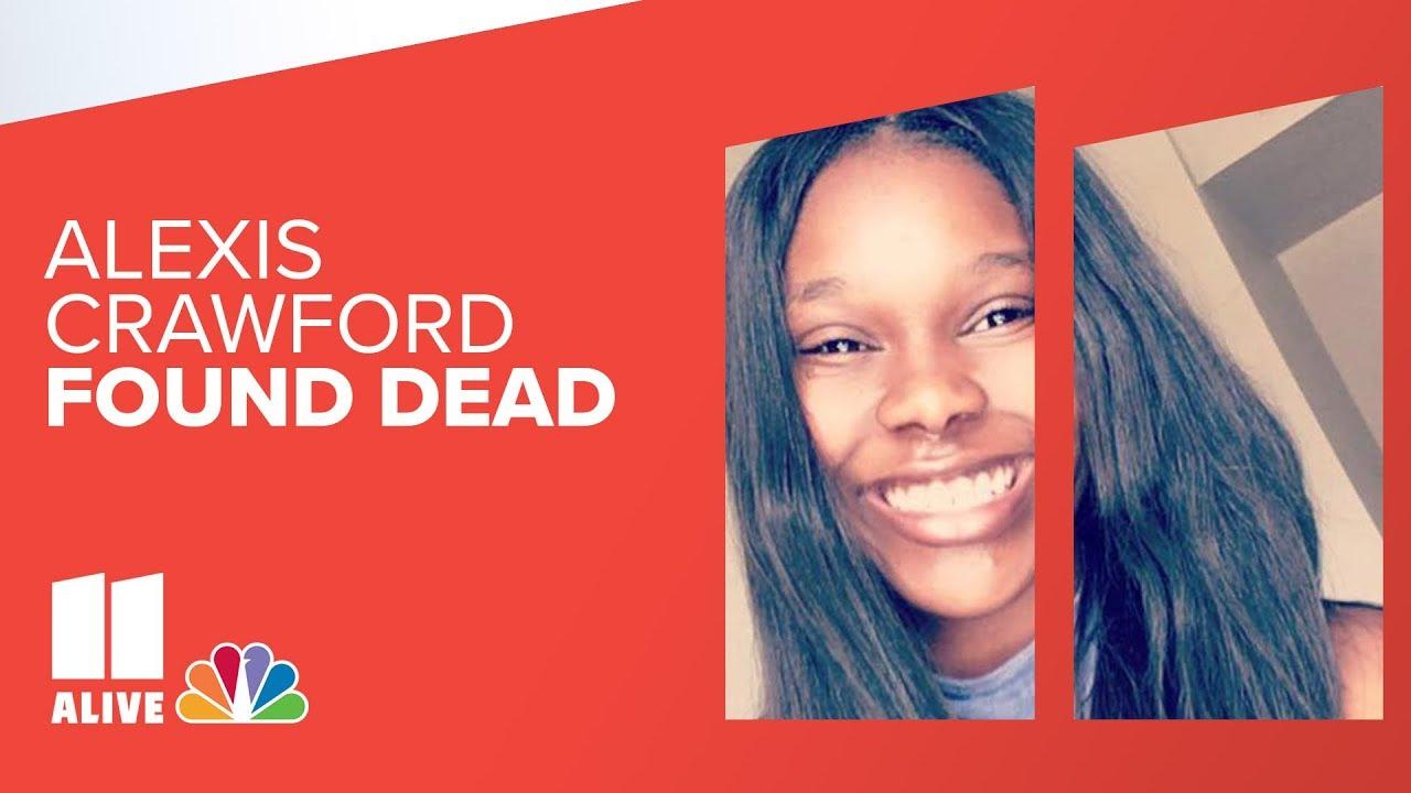 Missing Clark Atlanta University Student Alexis Crawford Found ...