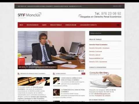 ABOGADO PENAL ECONÓMICO ZARAGOZA - 976 23 08 92 - Santiago Monclús