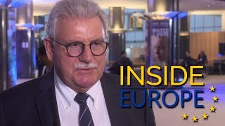 No Brexit Deal WITHOUT Tax Clampdown by UK - Werner Langan MEP