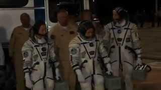 Stazione Spaziale Soyuz - Lancio con Luca Parmitano verso ISS - Video Nasa