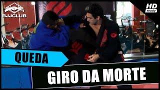"""Jiu-Jitsu - Queda """"Giro da Morte"""" - Rafael Oliveira - BJJCLUB"""