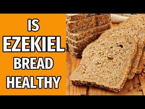 Is Ezekiel Bread Healthy? Ingredients & Nutrition (NOT Gluten Free!)