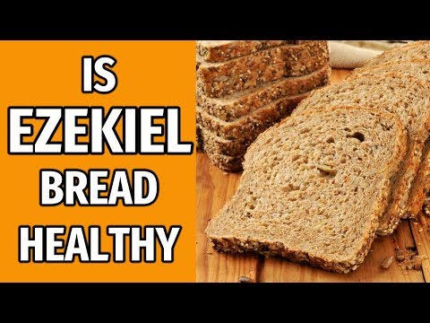 Is Ezekiel Bread Healthy? Ingredients & Nutrition (NOT Gluten Free!)
