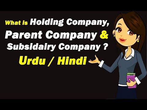 what-is-holding-company-|-what-is-parent-company-&-subsidiary-company-|-urdu-/-hindi