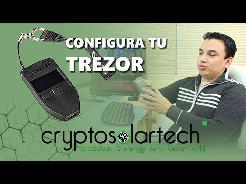 Trezor: Cómo Comprar Y Configurar El Wallet Más Seguro [Cryptosolartech.org]